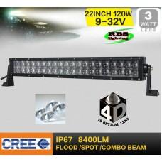Светодиодная фара RBS-120W-4D (CREE)