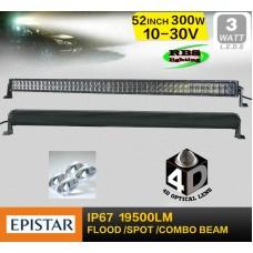 Светодиодная фара RBS-300W-4D (EPISTAR)