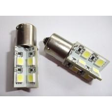 Світлодіодна лампочка 1156/1157c-16smd 5050 (лампи стоп-сигналу, заднього ходу)