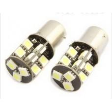 Світлодіодна лампочка 1156/1157c-19smd 5050 (лампи стоп-сигналу, заднього ходу)