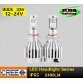 Светодиодная лампочка 9005-LC-2400lm (главный свет)