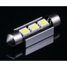 Світлодіодна лампочка Frc-3smd-36mm (лампи освітлення салону)
