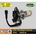 Светодиодная лампочка 3G-HL-2800lm H7  (главный свет)