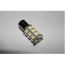 Світлодіодна лампочка 1156/1157-27smd 5050 (лампи стоп-сигналу, заднього ходу)
