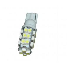 Світлодіодна лампочка T10-28SMD3528 (передні габаритні вогні)