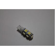 Светодиодная лампочка T10-9SMD5050 (передние габаритные огни)