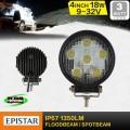 Світлодіодна фара DM-018 (18W)