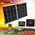 Складна сонячна панель 12V 160W
