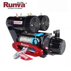 Двухмоторная спортивная лебедка Runva EWS10000