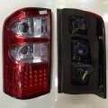 Задня світлодіодна оптика для Nissan Patrol Y61