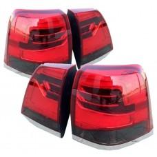 Задняя светодиодная оптика для Toyota Land Cruiser 200