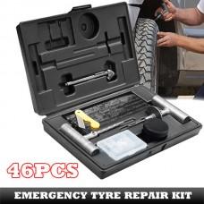 Набор для ремонта бескамерных шин TRK-46